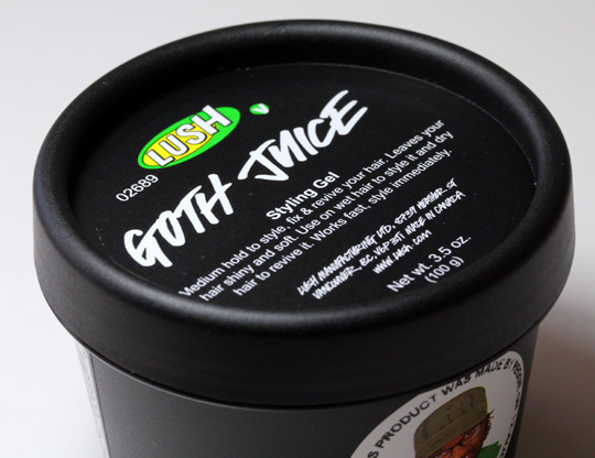 lush goth juice review top