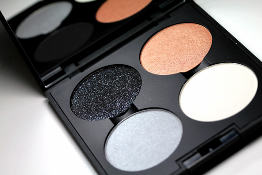 make up for ever rock for ever eye shadow palette review small product photo picture