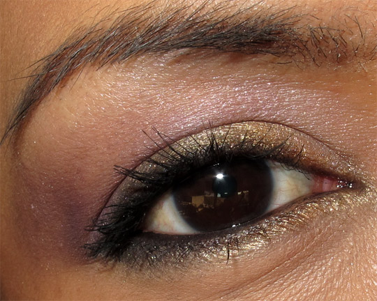 nars holiday 2010 meulsine duo eye closeup
