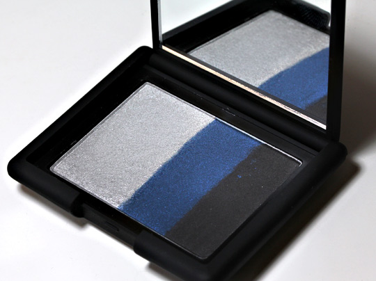 nars holiday 2010 swatches review photos okinawa trio eyeshadow product shot