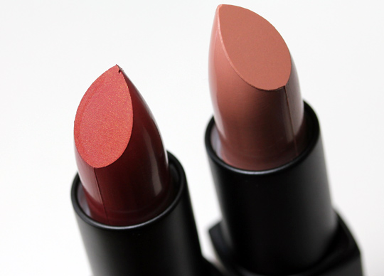 nars holiday 2010 swatches review photos petit monstre little darling lipstick product shot