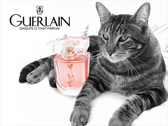 Tabs for Guerlain le Chat Parfum