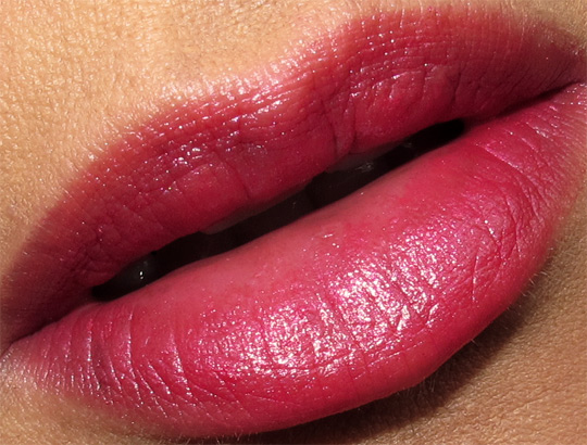 chanel cote d azur collection taffetas rose rouge coco lip swatch review photos