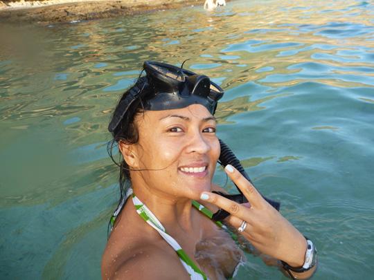 Hanauma Bay, Oahu, Hawaii - Peace