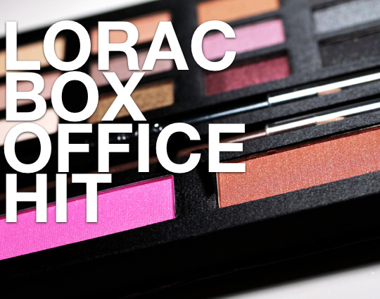 lorac box office hit
