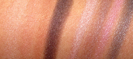 lorac box office hit review swatches photos eyeshadows