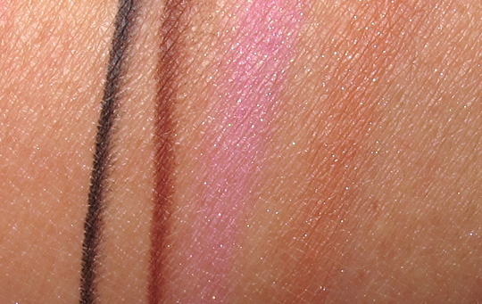 lorac box office hit review swatches photos liners and blushes