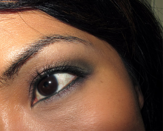 loreal midnight muse review swatches photos fotd eye2