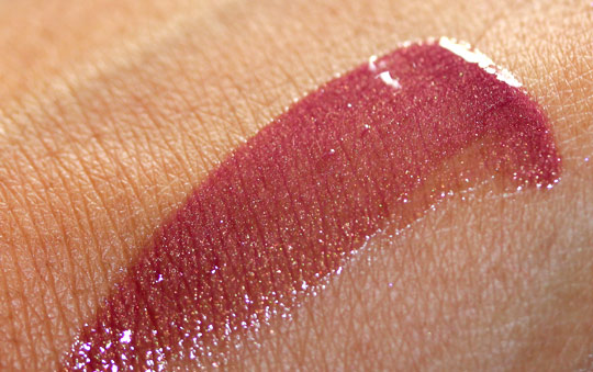 loreal midnight muse review swatches photos fotd wicked colour riche on hand