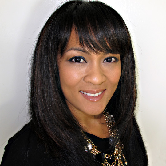 karen of makeup and beauty blog wearing nars sweet revenge lipgloss from the follow the boys holiday 2010 set