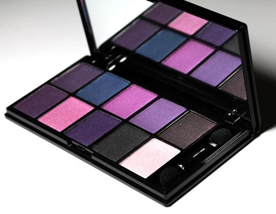 Ulta 10 Shade Eyeshadow Palette Review