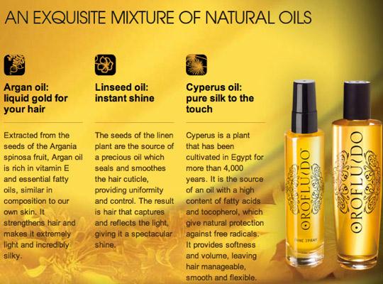 orofluido beauty elixer oil review
