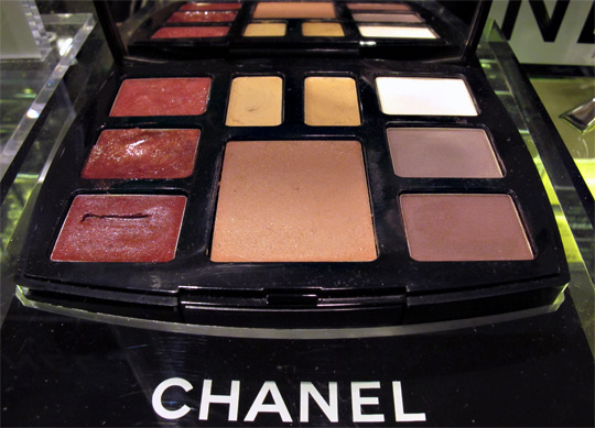Chanel Collection Essentielle De Chanel Paris-LA Palette top