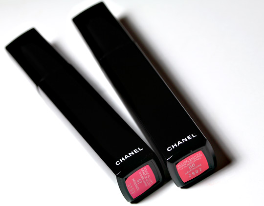 Chanel Rouge Allure Extrait de Gloss Review