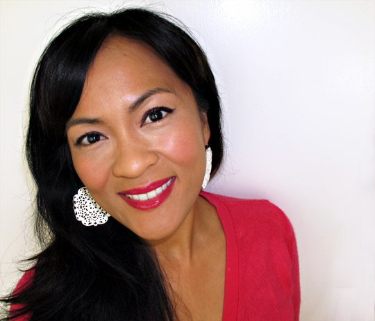 MAC Movie Star Red on Karen of Makeup and Beauty Blog