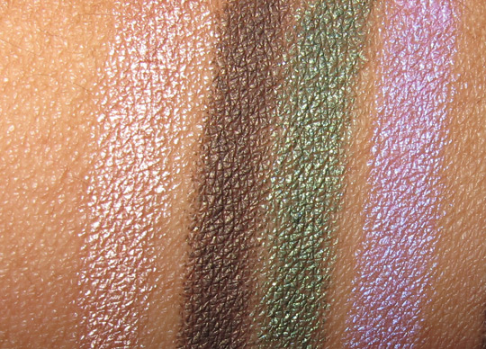 Urban Decay 24 7 glide on shadow pencil review swatches photos 1