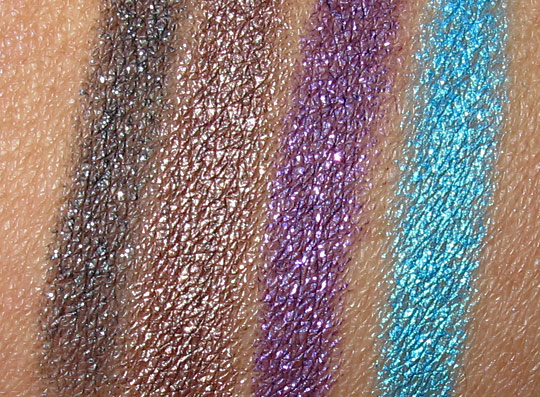 Urban Decay 24 7 glide on shadow pencil review swatches photos 2