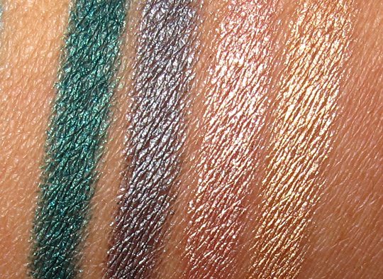 Urban Decay 24 7 glide on shadow pencil review swatches photos 3