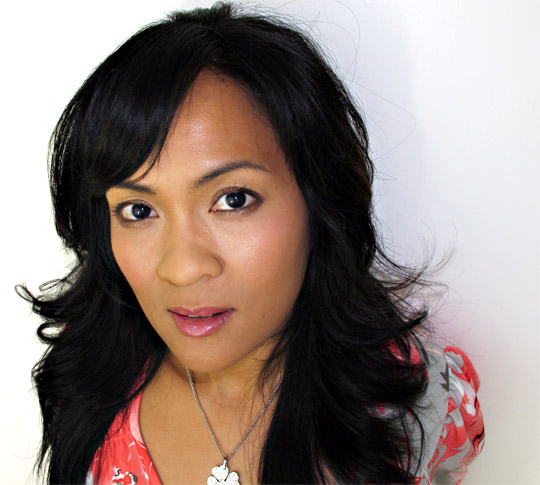 benefit pinking of you full finish lipstick on karen of makeup and beauty blog