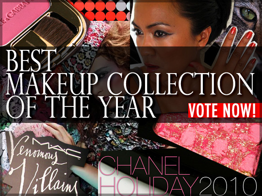 Your vote for best makeup collection of the year