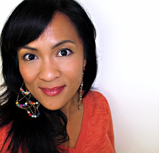 chanel emoi extrait de gloss on karen of makeup and beauty blog 2