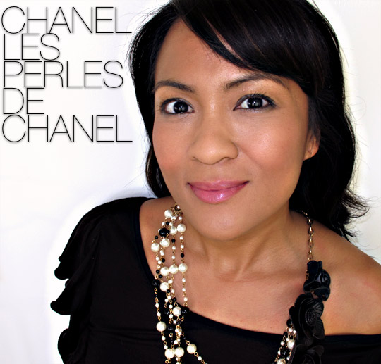 chanel les perles de chanel spring 2011 collection on karen of makeup and beauty blog jersey rose and aragonite glossimer