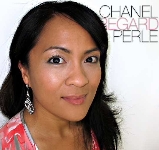 chanel regard perle