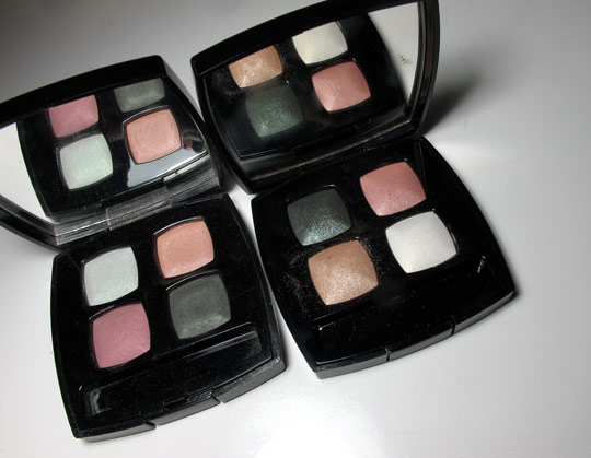 chanel regard perle with garden party