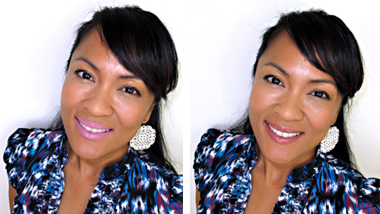 karen of makeup and beauty blog reviews Pink 4 Friday Lipstick by MAC and Nicki Minaj
