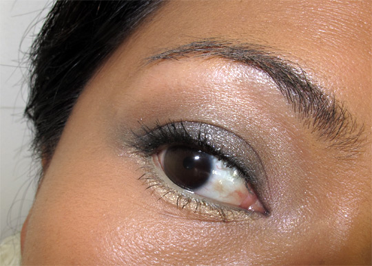 mac champale on karen of makeup and beauty blog eye closeup