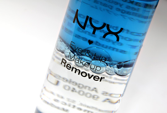 nyx eye and lip makeup remover review closeup
