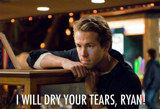 Ryan Terry Cry Face