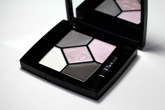 Dior Montaigne Spring 2011 soft pink design quad