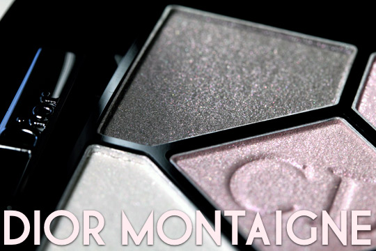 Dior Montaigne Soft Pink Design