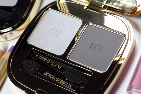 Dolce Gabbana Secret Garden Romance Eye Colour Duo