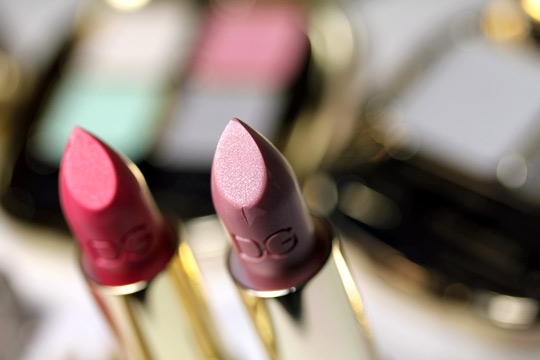 Dolce Gabbana Secret Garden Romance Lipstick