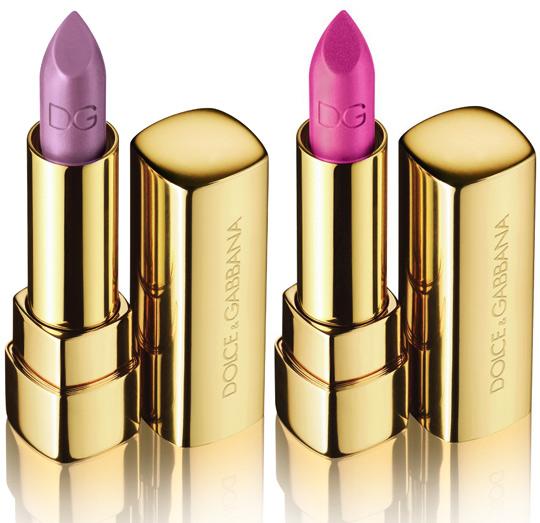 Dolce Gabbana Secret Garden Shine Lipsticks Romance Love