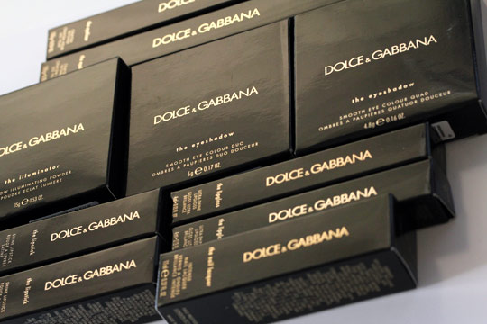 Dolce Gabbana Secret Garden boxes