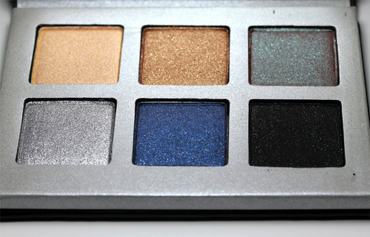 lorac multiplex 3D eye shadow palette