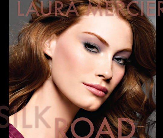 Laura Mercier silk road