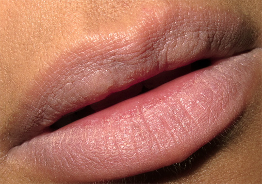 NARS spring 2011 Madere Pure Matte Lipstick lip closeup
