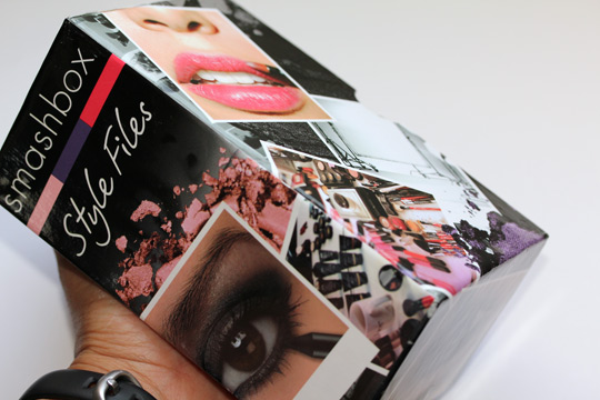 Smashbox Style Files box