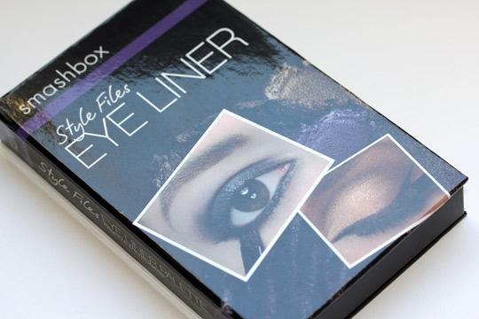 Smashbox Style Files eye liner palette
