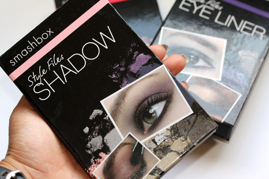 Smashbox Style Files eye shadow palette