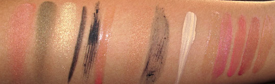 cargo spring 2011 swatches flash nc