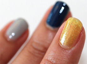 The China Glaze Anchors Away Collection