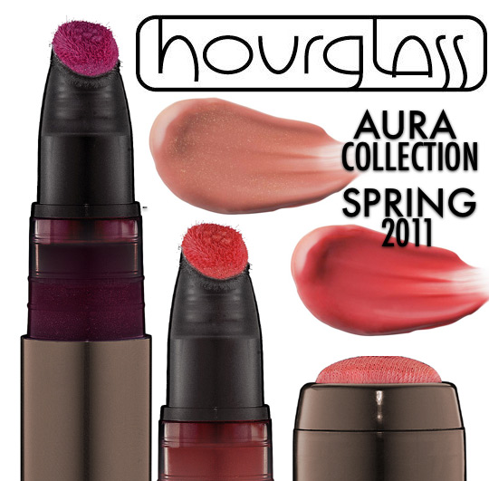 hourglass aura collection spring 2011