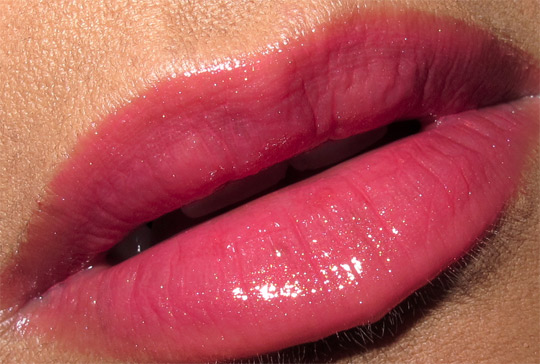 laura mercier silk road ruby glaze pink jewel