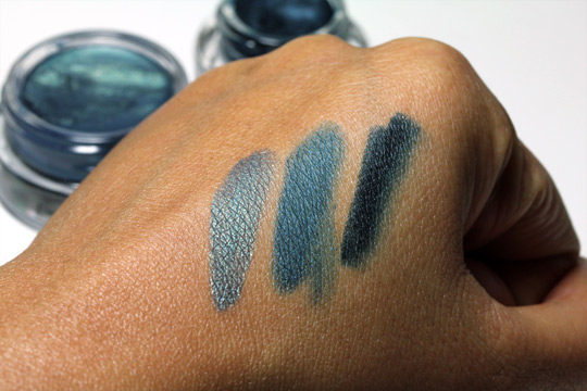 mac siahi swatch