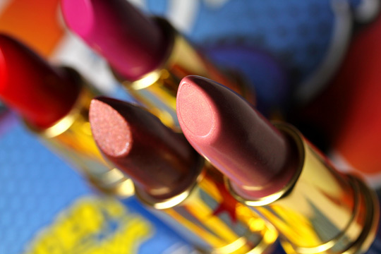 mac wonder woman Lipsticks Marquise d